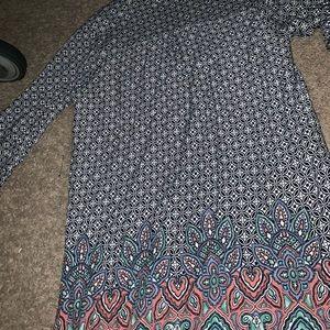 Francesca's Collections Dresses - Francesca's tunic dress